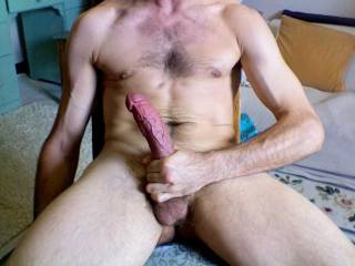 definately a hand full would like it to fill my mouth mmmm mmmm