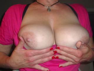 My naked tits