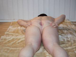 I'd like to be laying on top of you with my cock in that sexy hole