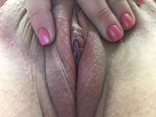 Big clit for licking