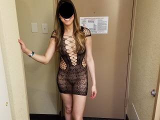 my club outfit for the night, u like it or love it?