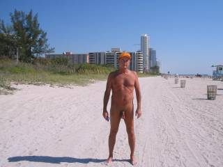 Nude vacation to Miami and St Martin. Nude beaches!