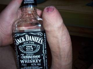 what u wanna enjoy the dick or the bottle :)