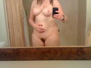 selfie on holiday :)