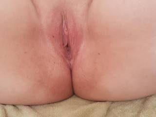 My used pussy! Do you like it?