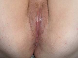 cum filled pussy how i like it