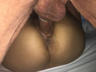 Fucking a hot Asian hotwife while hubby was taking pictures and videos