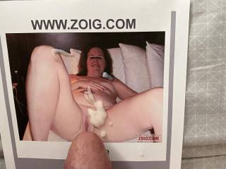 After a wild fuck pulled out and she jacked me off till I blew my load