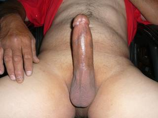 mrs here...looks yummy but just so you know im gonna put my own pussy juices on it after i lick it clean ;-)