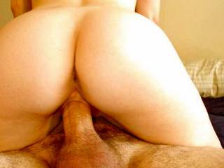 Ridding hubbies friend!!!!!!! trying to get that cock all in??