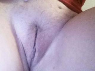 You need a selfie with my cock splitting that pussy wide open!