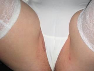 smooth white panties hiding heaven x