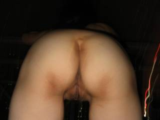 hhhmmm...interesting...just waiting for any man to come along and have a turn? thats hot!
