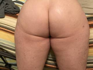 I was a very bad girl !!!! Hubby said I need a spanking! Would you like to do it to me???????