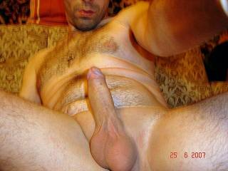 I wanna be in front of you sucking your hard cock while your watching the movie.