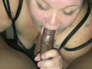 I love a BBC to suck on