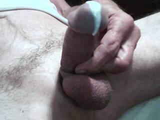 oh yes..fantasy, if this was inside my wife unprotected pussy...