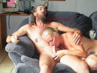 DON'T YOU LOVE SUCKING ANOTHER MAN'S COCK TOO?