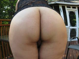 Is this ass round enough for the butt lovers?
