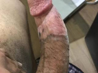 Thick dick comment what you think (;