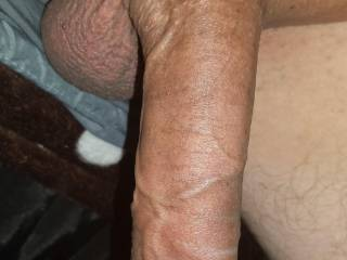Hold my dick in both hands