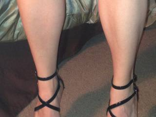 had requests for heels