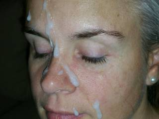 Facial milf