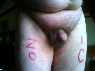 Hairy little Dick