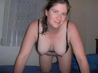 slutwife, hard nipples