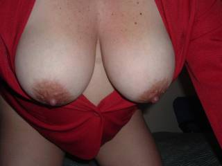 What great set of Tits! Perfect