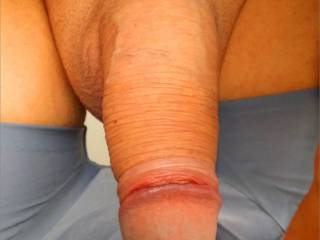 Getting horny out doors with my girlfriend. Was constantly precumming