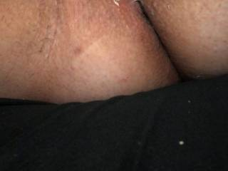 Pussy covered in cream🤤