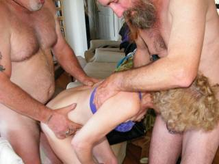 Love the position, there is another hole that needs filling.......