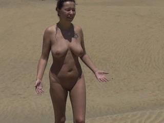 thank you for come to Gran Canaria. Fantastic beaches: sun, sea.........sex. Great body