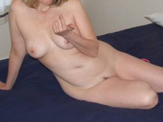 What a tummy A  ,perfect for me to rub my pussy on I love that!