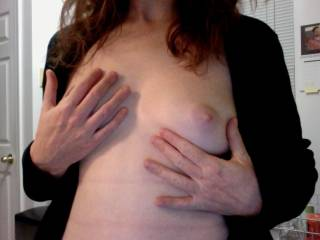 very much and sexy too how you are touching them, wish they was my hands