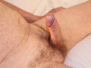 A very impressive hard on , your cock looks so good.