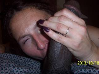 nice big black cocks are made for sucking