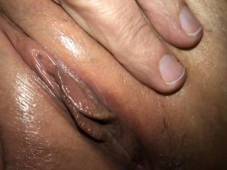 Well I just got done fucking my sexy lil pussy, would you care to go next?