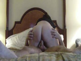 mhmm delicious cock fucker...please the next...a video with Debbie fucking on top in front of camera...with her tits up and down...and with her orgasms of course...is possible?
