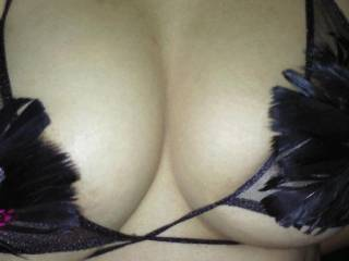 Flaunt those beautiful voluptuous breasts sweetie. You are the sexiest!!