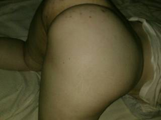 melissas fat white ass and thighs shes only 20 too cant wait to see her in  a couple years ,,, you like?