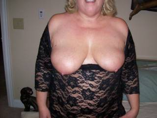 Who likes pierced nipples?  Mrs Daytonohfun loves having her tits sucked on and her piercing played with