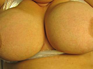 Woaw...!!! What a lovely breast...!!!