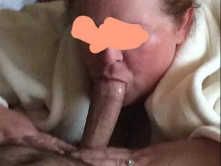 Wife sucking the Dr\'s cock