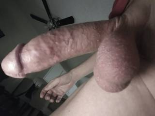Big balls to fill you with cum.