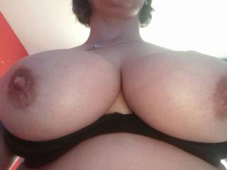 Expect to see more of this sexy milf.....