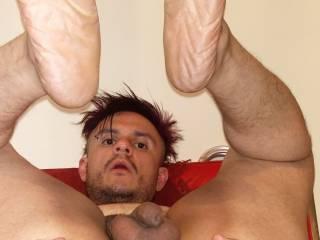 my sweaty hole and feet to be used like a dirty slut