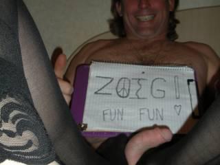 foot job for ZOIG!!!!