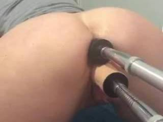 She love being a dirty slut, wants all her holes stuffed in a regular.